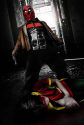 Red Hood and The outlaws- Shadows of past 1 by JonathanDuran