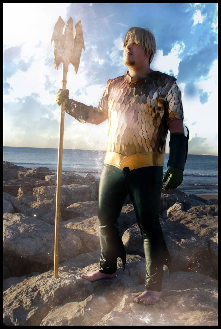 Aquaman- New 52- Dc comics by JonathanDuran