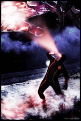 Cyclops vs Sentinel by JonathanDuran