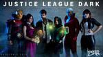 Etrigan and The Justice league Dark by JonathanDuran