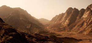 - Mount Sinai - by ldinami7e