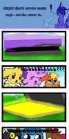 Stupid short eevee comic 26 by Scruffyeevee