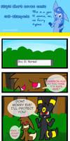 Stupid short eevee comic 29 by Scruffyeevee