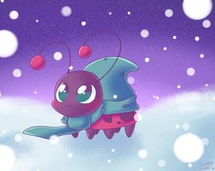 LadyBug by Scruffyeevee