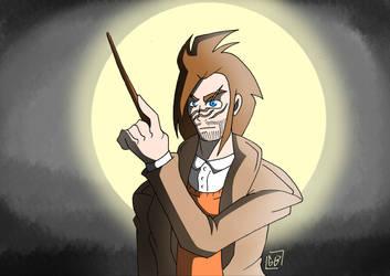 Remus Lupin by Gihellcy-Bleizdu