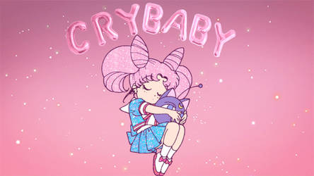 Sailor Mini Moon Crybaby A E S T H E T I C by emroseismadeofsalt