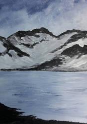 Glacial beauty by langeboom