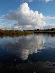 clouds floating by langeboom