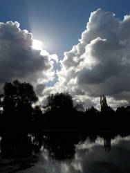 Cloudsscape by langeboom
