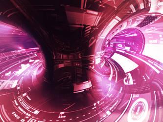 Through the Wormhole by liquae