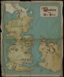 Westeros by vorropohaiah