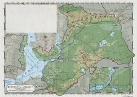 ATLAS ELYDEN - #5: a map of Almagest by vorropohaiah