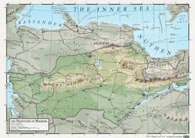 Atlas Elyden #23 - the Prefecture of Mharokk by vorropohaiah