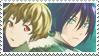 Noragami Stamp: Yato and Yukine by Izza-chan