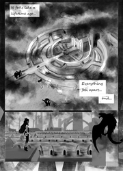 From Shadows Page 001 by anjyil