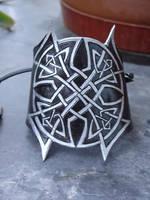 Celtic cross brcelet by morgenland