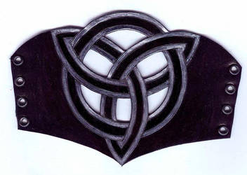 Celtic knot bracelet by morgenland