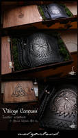 Vikings Compass and gift box by morgenland