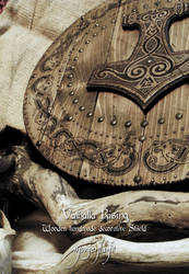 Valhalla Rising - decorative shield by morgenland