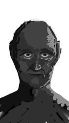 Portrait face form practice  by Jack15101