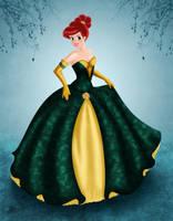 Ariel Redesign by OriginStory