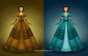 Belle Redesign by OriginStory