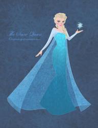 FROZEN - The Snow Queen by OriginStory