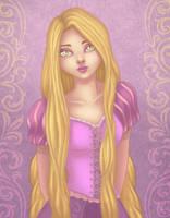 Rapunzel by OriginStory