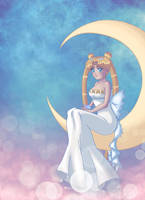 The Princess on the Moon by OriginStory