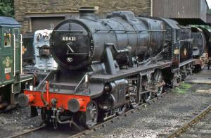 Western 8F by Brit31