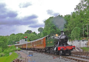 Period train by Brit31
