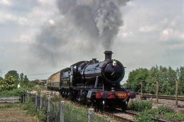 2-8-0 on passenger! by Brit31