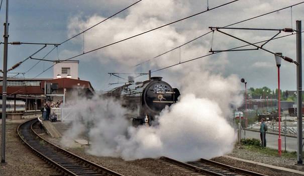 A blast of steam by Brit31