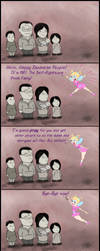 The Self Righteous Prick Fairy by sbkMulletMan