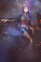 Wonder Woman by Digital-Arch