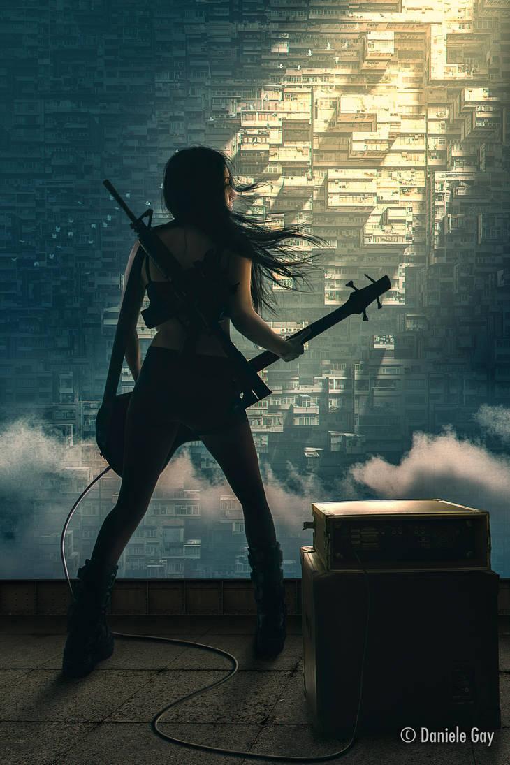 Play it loud by D4N13l3