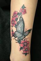 butterfly .. by bogdanpo
