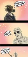 Mummy? by Yohiri