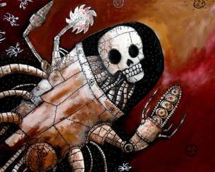 Skullrocket... by edbot5000