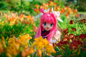 ryubi (touka) at Kana-Garden 2014-06 by cocoa-box