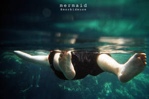 mermaid by morbidmuse