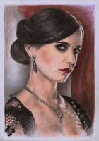 Eva Green by TendaLee