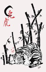 Tora to Usagi by arai-chuusei