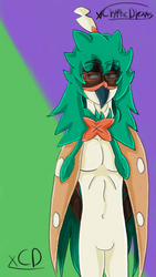 .:Decidueye - Pokemon December:. by xCrypticDreams