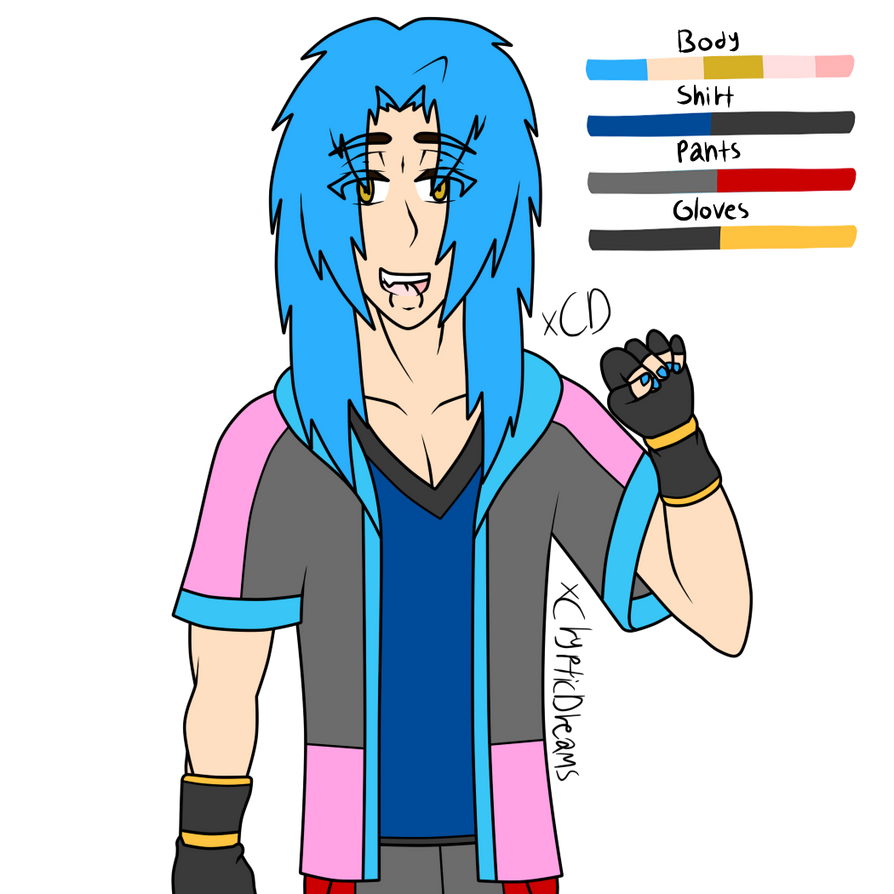 .:Ref:. KH!Dev by xCrypticDreams