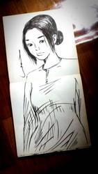 gadis melayu by hasrulGGK
