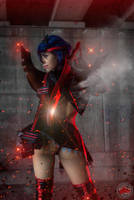 ryuuko cosplay photoshoot by @fanored by FanoRED