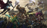 Heroes of the storm: Into the war by yinyuming