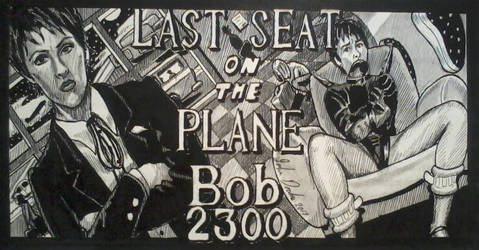 Last Seat on the Plane by JohnDrake006
