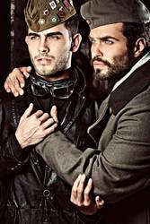 Lovers by gutyerrez